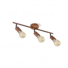 Потолочный светильник Spot 3 Light Rusty