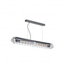 Подвесной светильник Industrial Cage Black