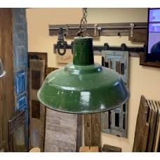 Подвесной светильник Old Lantern Green
