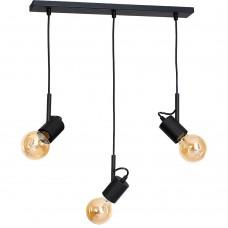 Подвесной светильник Alan 3 Black