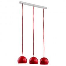 Подвесной светильник Matiz Line 3 Red