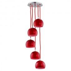 Подвесной светильник Matiz 5 Red