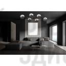 Люстра Brendy 6 Black Grafit