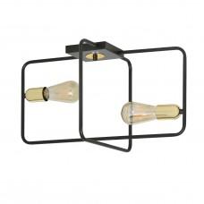 Потолочный светильник Savi 2 Black&Gold