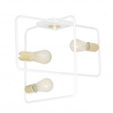 Потолочный светильник Savi 3 White&Gold