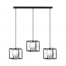 Подвесной светильник Danga 3 Black