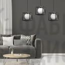 Підвісний світильник Danga 3 Black