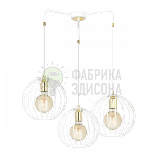 Підвісний світильник Albio 3 White