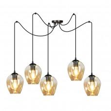 Подвесной светильник Lovel 5 Amber