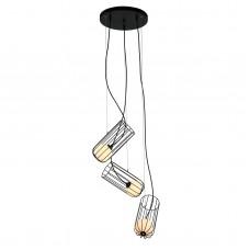 Подвесной светильник Coco 3 Black