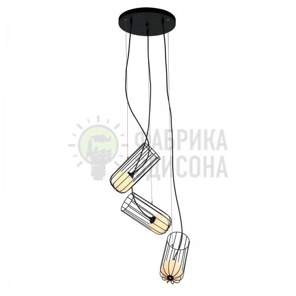 Підвісний світильник Coco 3 Black
