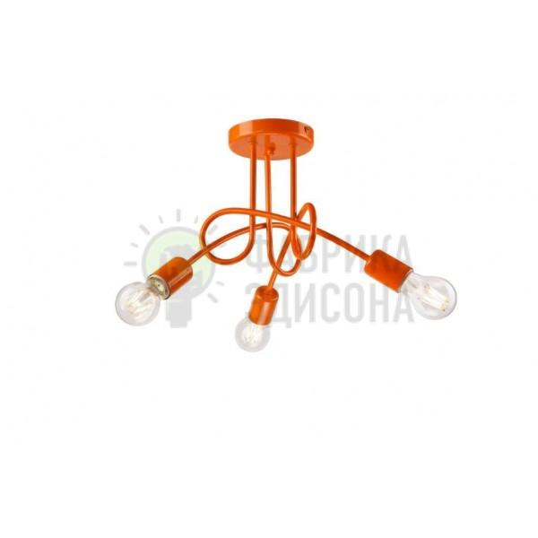 Люстра Oksford 3 Orange