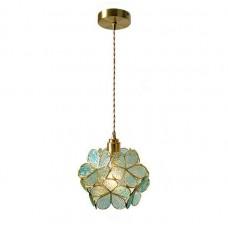 Подвесной светильник Scandinavian Floral Blue