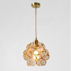 Подвесной светильник Scandinavian Floral Transparent