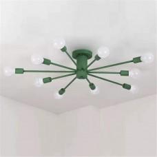 Потолочный светильник Colorful Nordic 10 Green
