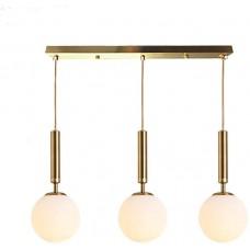Подвесной светильник Chisa 3 Gold