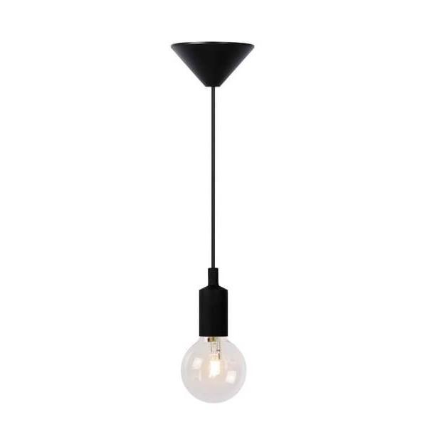 Подвесной светильник черный Fix
