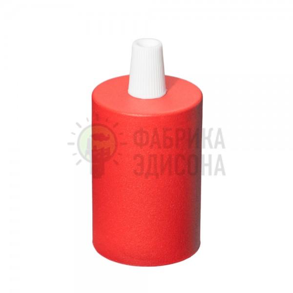 Металева накладка на цоколь Е27 Ral 3001