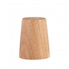 Декоративная накладка на патрон Wood Cone