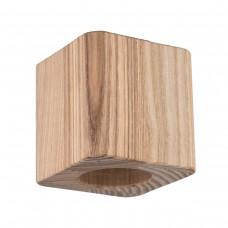 Декоративная накладка на патрон Wood Cube