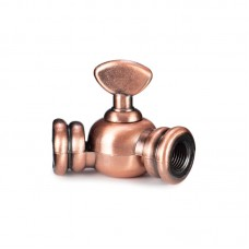 Поворотний шарнір Copper з затискачем м10