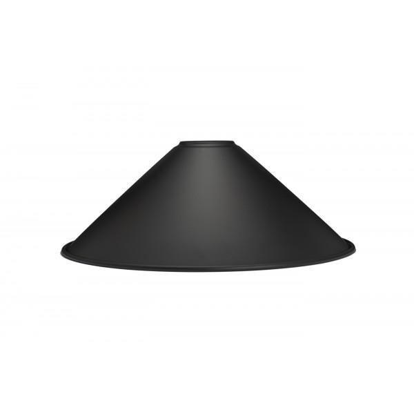 Стальной абажур Cone D260 Black