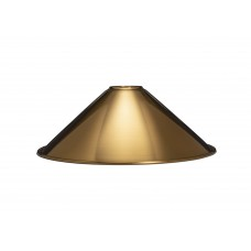 Стальной абажур Cone D260 Gold