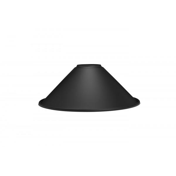 Стальной абажур Cone D210 Black