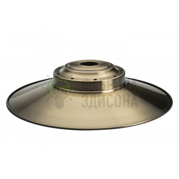 Сталевий абажур Loft Industrial Bronze 390 мм