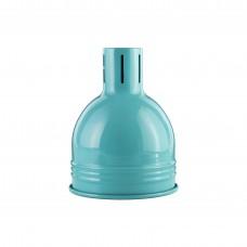 Сталевий абажур Dome Turquoise