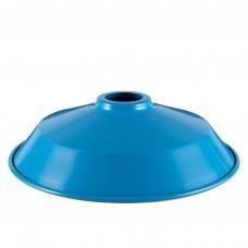 Сталевий абажур Dish Blue