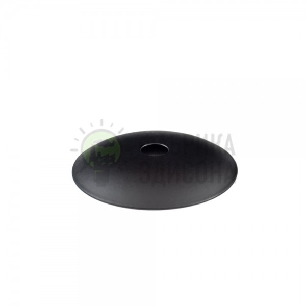Декоративна накладка для абажура Saucer Black