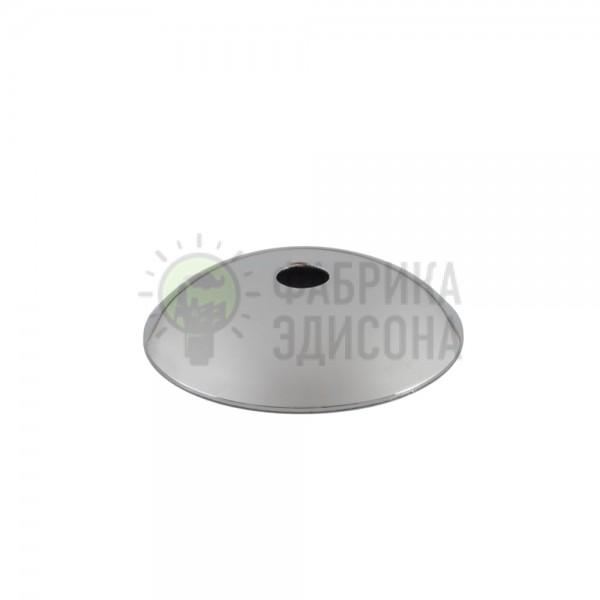 Декоративная накладка для абажура Saucer Chrome