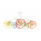 Люстра CHANDELIER 5 Colorful