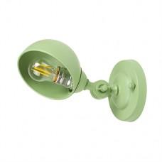 Бра в скандинавском стиле Colorful Turtle (OLIVE) цвета оливки