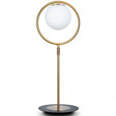 Настольная лампа Bolo Black&Gold
