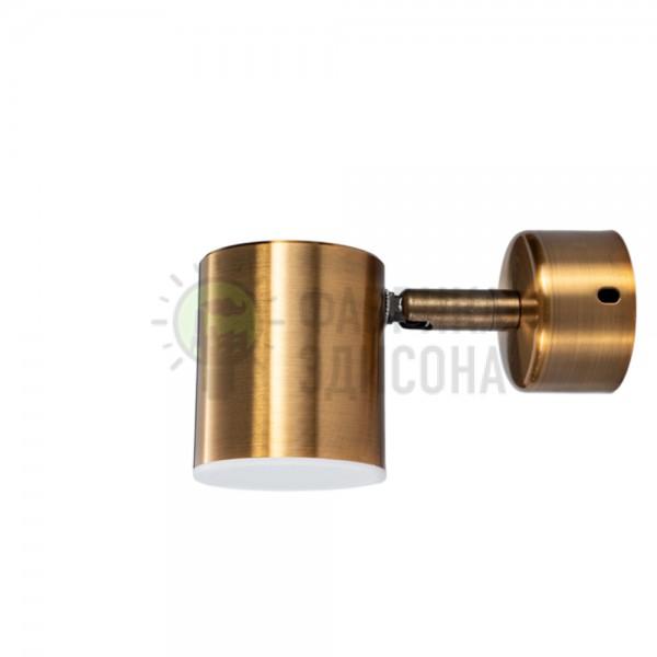Настінний світильник Lacer Gold