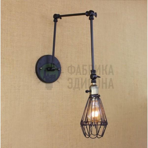 Настінний світильник Loft Style