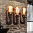 Настенный светильник Industrial Water Pipe