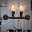 Настенный светильник Water Pipe Lamp
