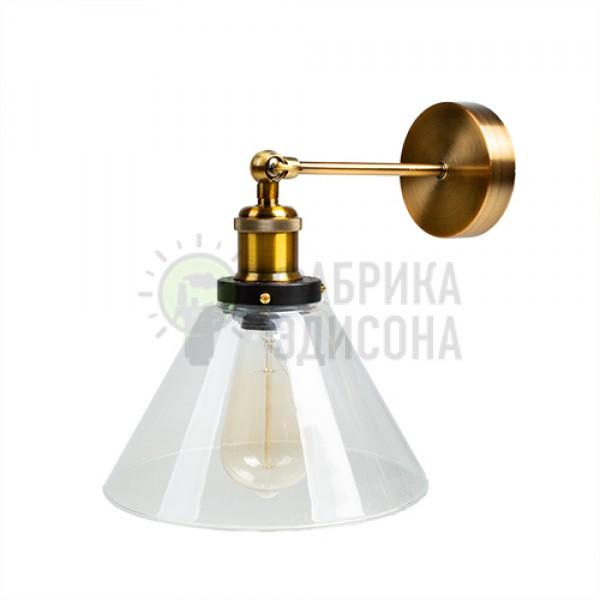 Настінний світильник Glass Cone