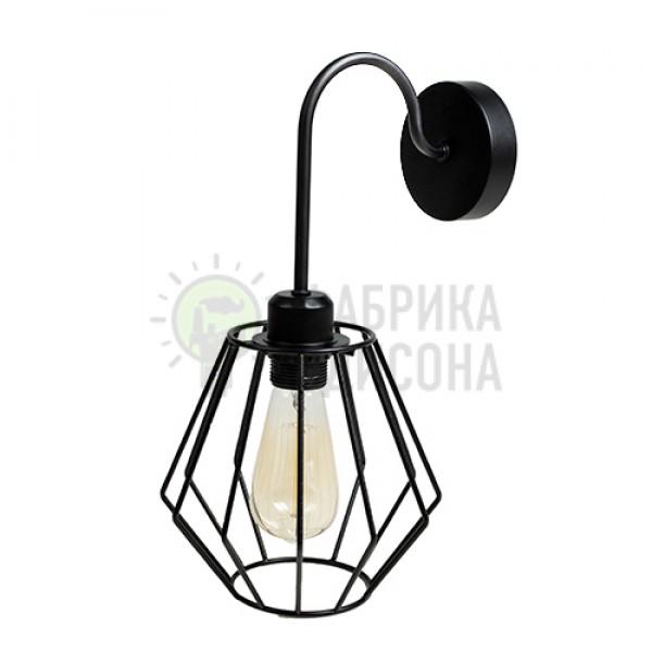 Настінний світильник Black Bampton