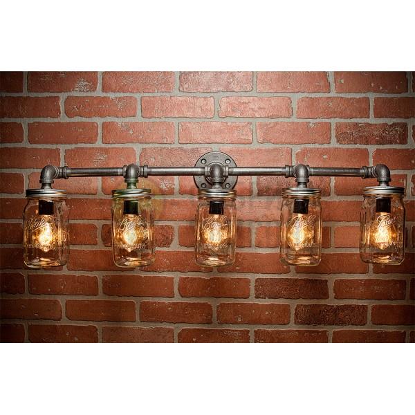 Настінний світильник Jar Light