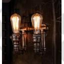 Настінний світильник Pipe Simple