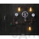 Настенный светильник Pinion
