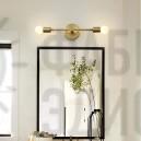 Настенный светильник Simplicity 2 Brass