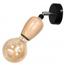 Настенный светильник Alf Black