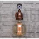 Настінний світильник Hydrant Copper II