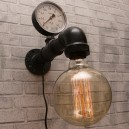 Настінний світильник Hydrant 25 Black