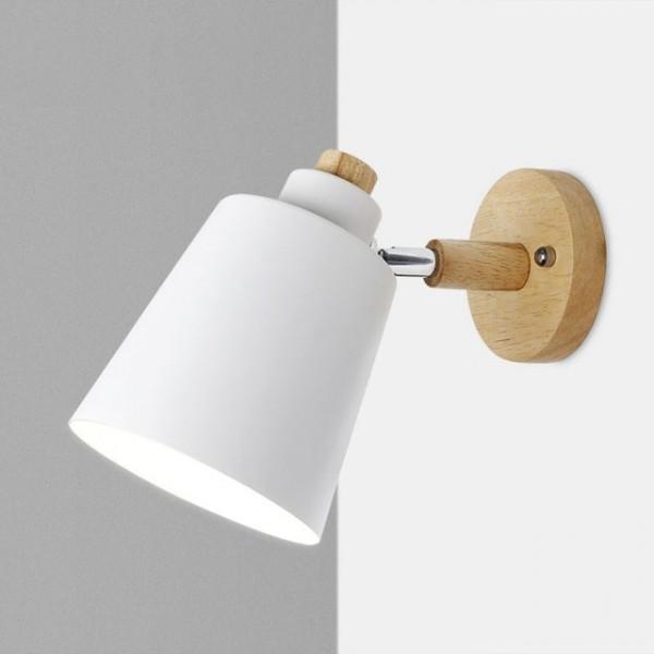 Настінний світильник Nordic Macaroon White